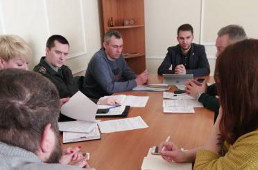 У Сумах пробація долучилася до робочої групи з питань безпеки громади